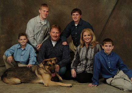 The Hahn Family